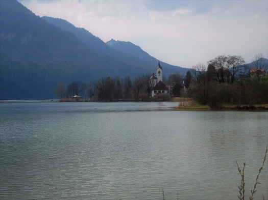 Weißensee - A Brummie Home and Abroad Guide to the Romantic Road