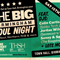 Shaking my booty at The Big Birmingham Soul Night