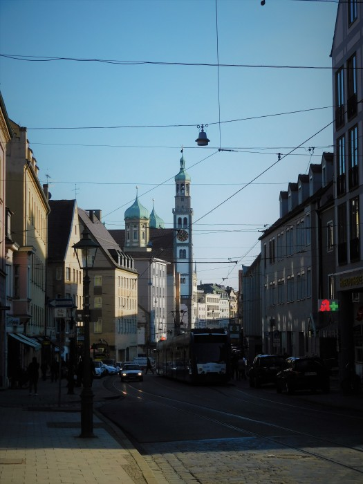 Augsburg - A Brummie Home and Abroad Guide to the Romantic Road