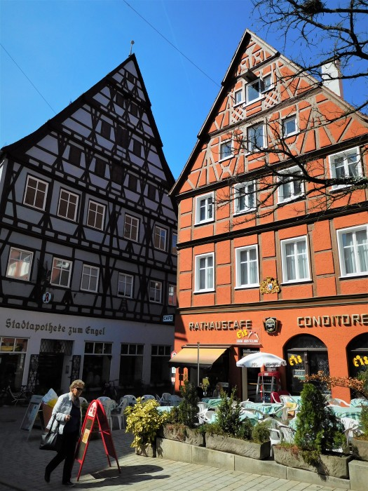 Nordlingen - A Brummie Home and Abroad Guide to the Romantic Road