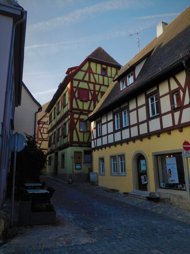 The streets of Rothenburg (5)