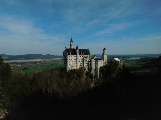 Neuschwanstein Castle - A Brummie Home and Abroad Guide to the Romantic Road