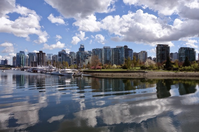 Vancouver - one of my 4 reasons to visit Canada in 2017