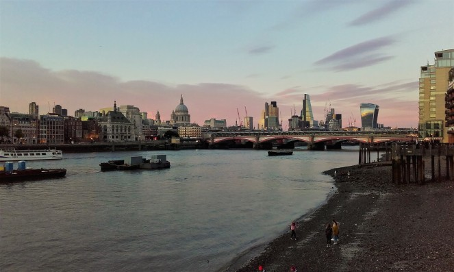 The ever-changing London skyline