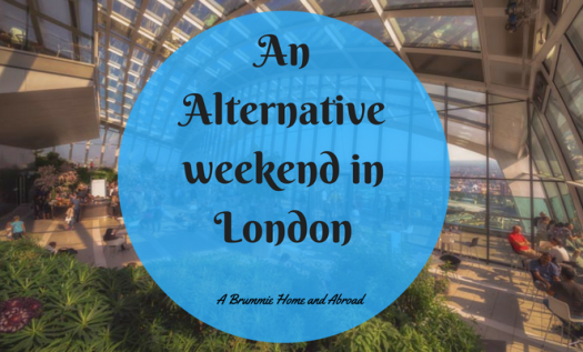 London is exhausting. Find out here how we managed to walk over 30 miles during our alternative London city break! www.abrummiehomeandabroad.com