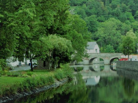 Out and About in Luxembourg: Esch-sur-Sure