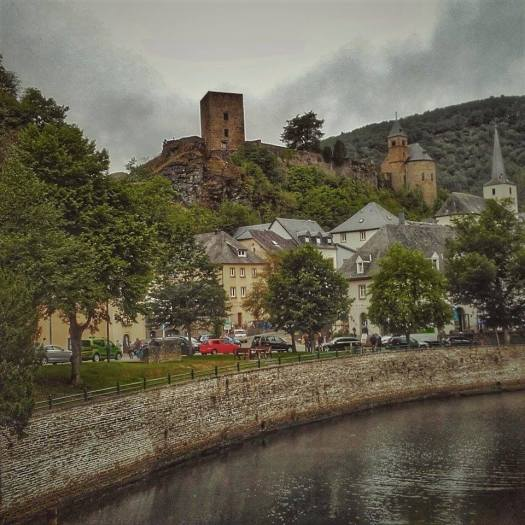 Out and About in Luxembourg: Esch sur Sure