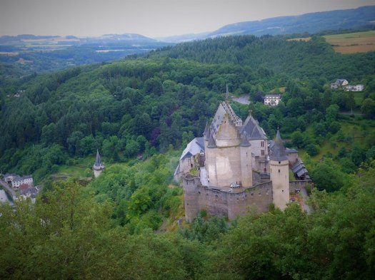 Out and About in Luxembourg: Vianden
