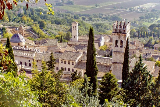 Organising an Amazing Group Holiday in Italy - Umbria
