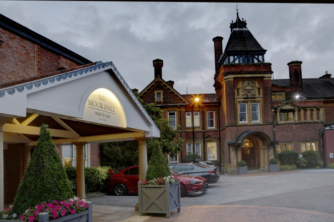 My friends and I spent the day at Moor Hall Hotel's Spa - here are my thoughts on the day!
