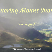 Conquering Mount Snowdon (the sequel)