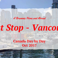Canada Day by Day: First Stop, Vancouver