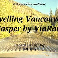 Canada Day by Day: Vancouver to Jasper by ViaRail