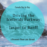 Canada Day by Day: Icefields Parkway