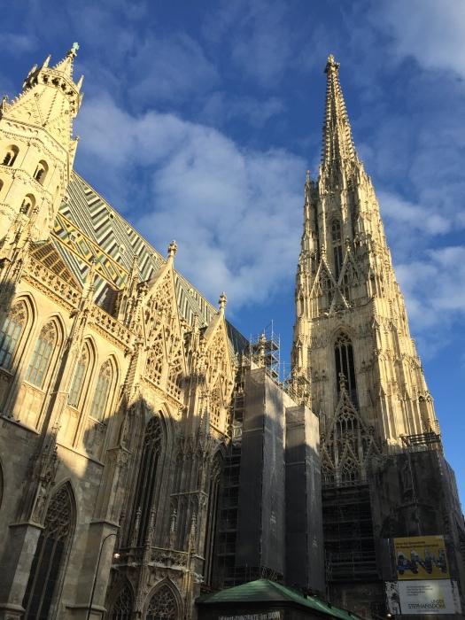 St Stephen's Cathedral, Vienna