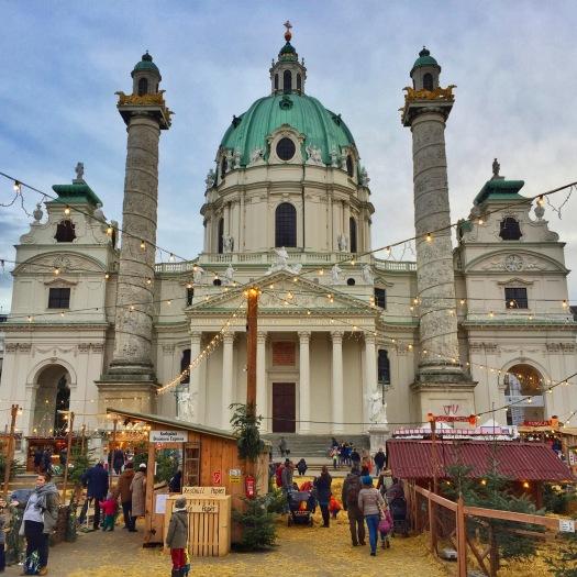 Karlsplatz Christmas Market