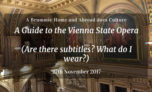 A Guide to the Vienna State Opera (Are there subtitles? What do I wear?)