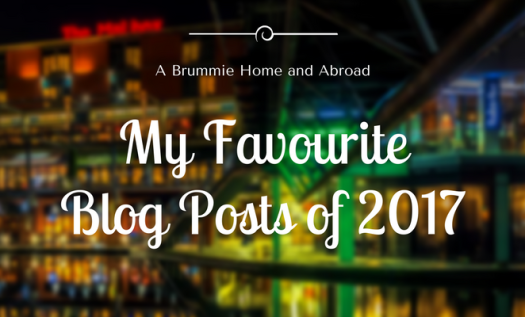 A compilation of my own favourite blog posts from 2017