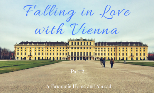 Falling in Love with Vienna (Part 2)