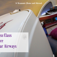 A Business Class Experience with Qatar Airways