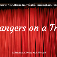 Theatre Review: Strangers on a Train at New Alex Theatre