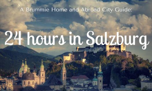 24 Hrs in Salzburg