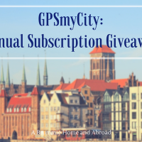 Free Stuff! GPSmyCity Annual Subscription Giveaway