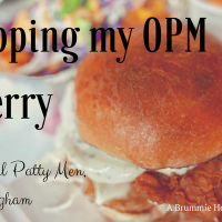 Original Patty Men: Finally popping my OPM Cherry