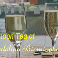 Bardolino Birmingham: Afternoon Tea with a Twist