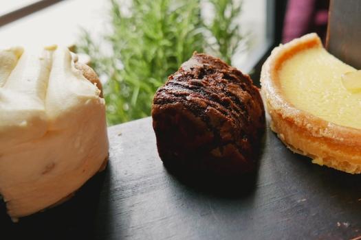 Desserts: Afternoon Tea at Bardolino Birmingham