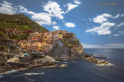 Manarola, Cinque Terre by CPF Photography: How I lost my heart to Italy