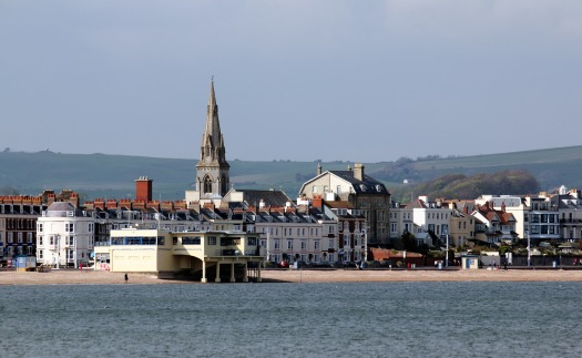 Weymouth seafront