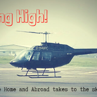 Flying High: My first helicopter flight!