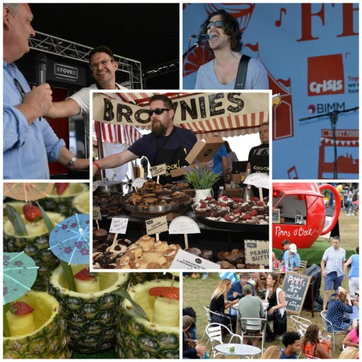 Foodies Festival, Birmingham