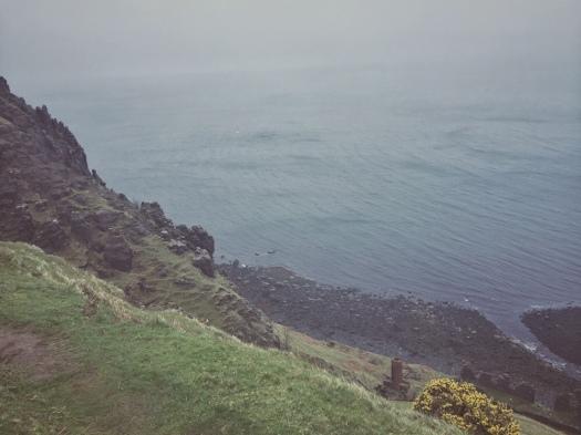 Cliffs, Isle of Skye