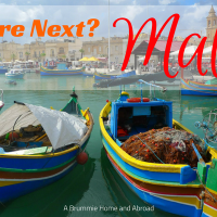 Where Next? Malta