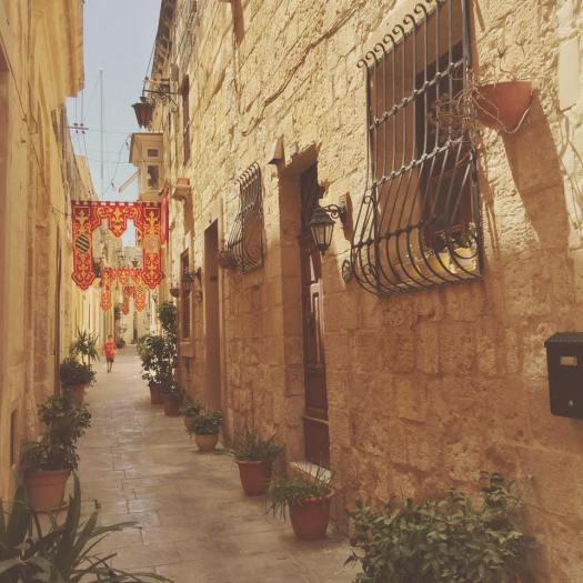 Celebrating Festa in Rabat, Malta