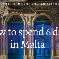 How to spend 6 days in Malta: A Brummie Home and Abroad itinerary