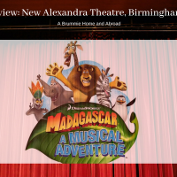Theatre Review: Madagascar The Musical