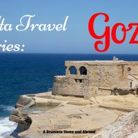 Malta Travel Diaries: Gozo