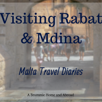 Travel Diaries: Festa with the locals in Rabat and Mdina