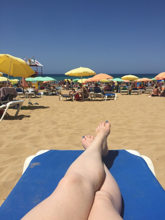 Malta Travel Diaries: Finding the Perfect Sunbathing Spot