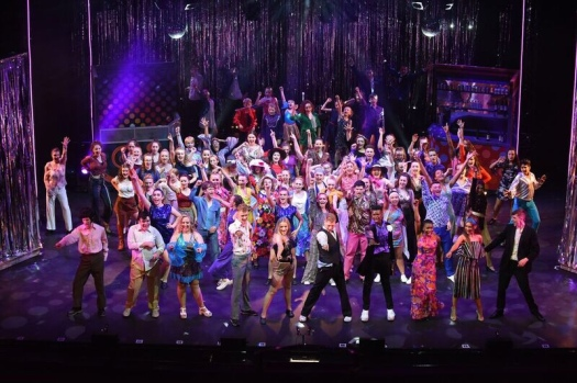 Boogie Nights The Musical, Stage Experience, New Alexandra Theatre, Birmingham