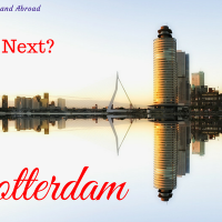 Where Next? Rotterdam