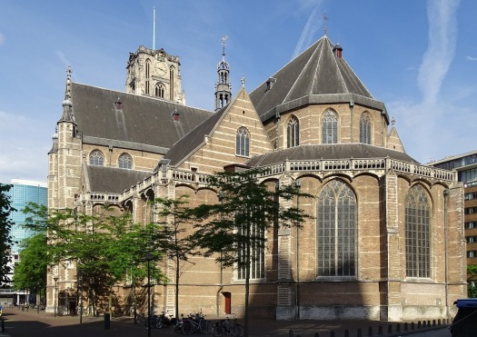 St Lawrence Church, Rotterdam