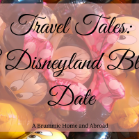 Travel Tales: A Disneyland Blind Date