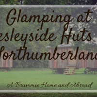 Glamping: Living Like Shepherds at Hesleyside Huts, Northumberland