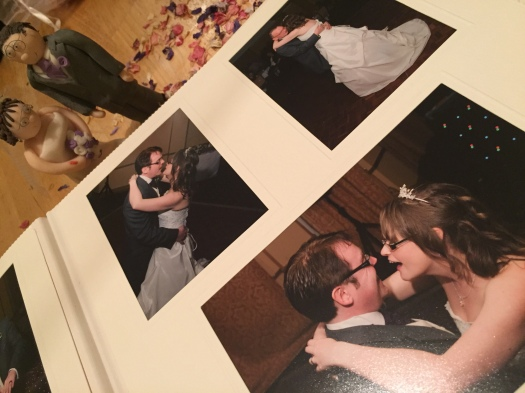 It's ten years today since Mr Fletche and I wed... time to reminisce about one of the best days of my life. Soppy post alert...