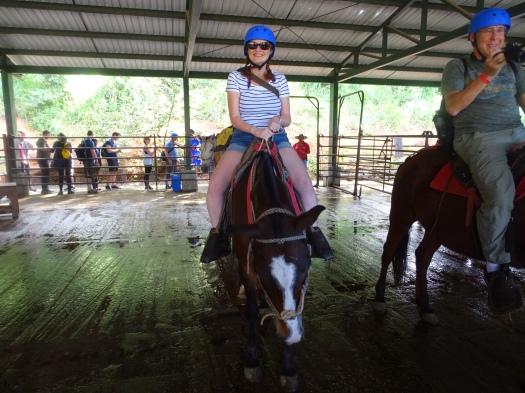 Horse Riding at Hacienda Guachipelin
